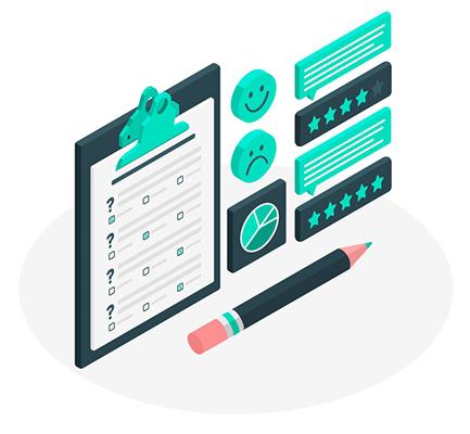 online test hazırlama aracı sınav raporlama