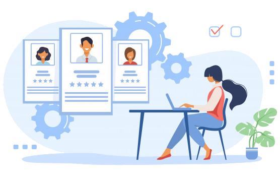 şirketler için online sınav test yazılımı